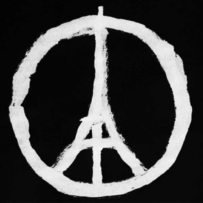 11/2015 - PRAY FOR PARIS